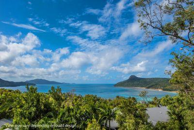 Hamilton Island homesite - nestled in peaceful paradise.