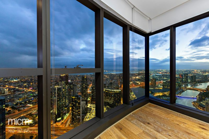 Absolute Prima Perfection with Breathtaking 270 Degree Views from High on the 56th floor