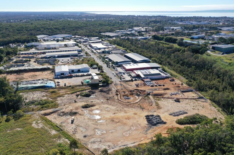 General Industry Land - Two Lots Remaining