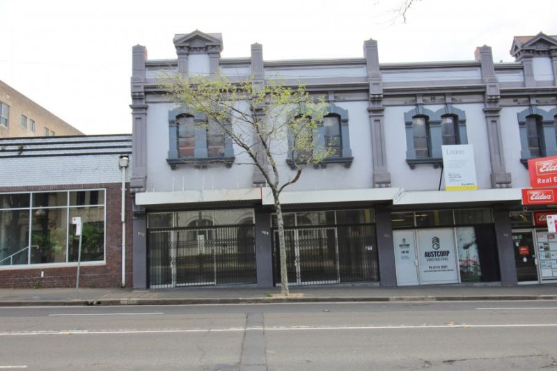 LEASED! Exceptional Value Retail/Office/Showroom - Chippendale