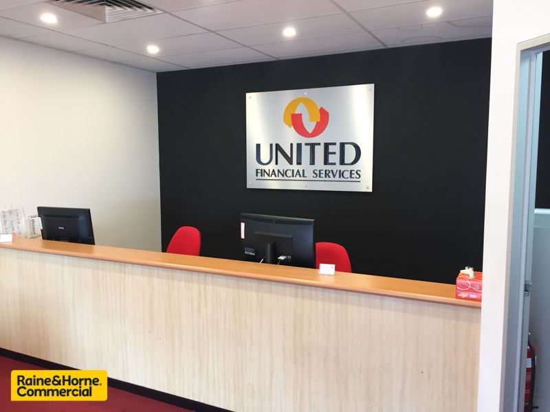 Fully Fitted-out Office Space