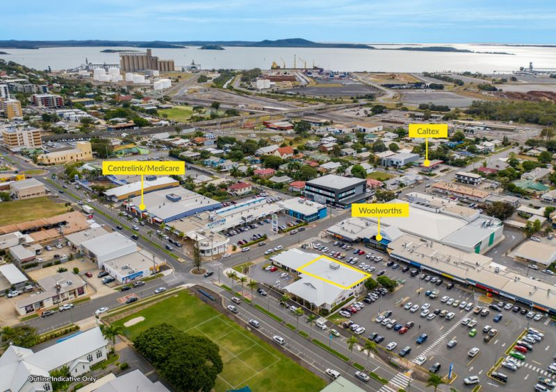 Multi Tenanted Investment Leased to LJ Hooker & Shine Lawyers - SOLD PRIOR TO AUCTION