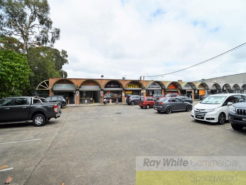 95sqm Retail / Office In Springwood