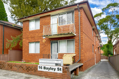 5/16 Bayley Street, Dulwich Hill