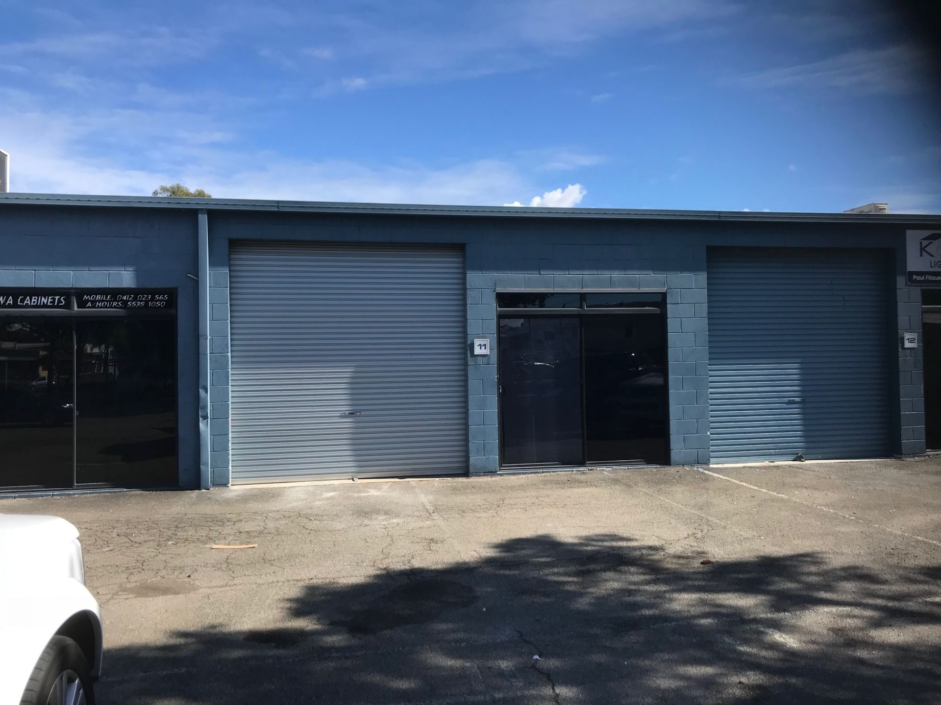 Small Warehouse - Ready For New Tenant