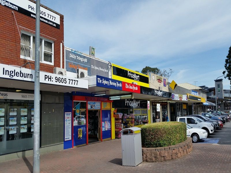 202m² Commercial Space in Ingleburn CBD
