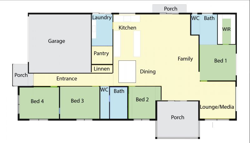 BRAND NEW AFFORDABLE HOUSE LAND PACKAGE ~ ACREAGE LIFESTYLE
