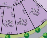 Lot 355 Watervale Circuit Chisholm, Nsw