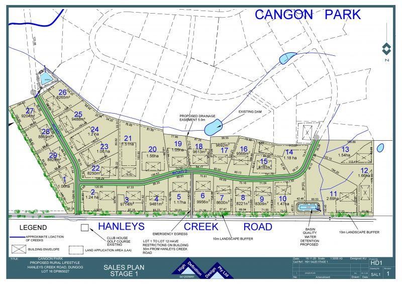 1/Lot 16 Hanleys Creek Road Tabbil Creek 2420
