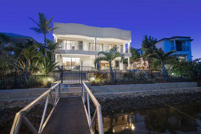 Grand, Bespoke, Luxury Waterfront Home