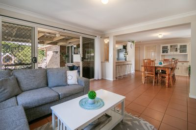 Feature Packed Home - Two Living Areas -  Outdoor Entertaining -- Unbeatable Location