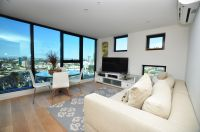 Two bedrooms with incredible views and location second to none!