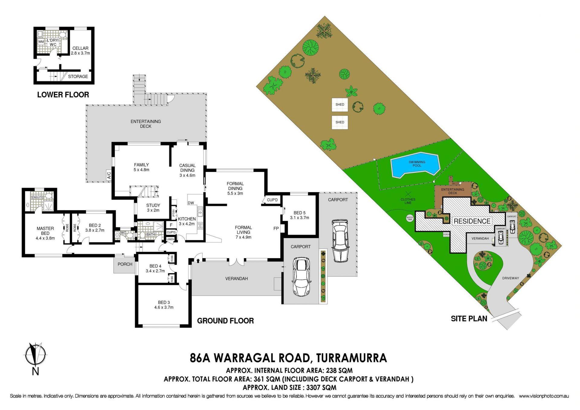 86a Warragal Road Turramurra 2074