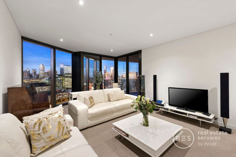 A luxury modern statement in Yarra's Edge