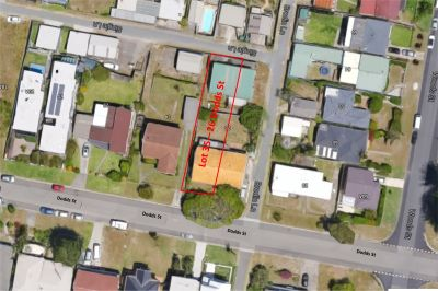Vacant Land - Close to Beachfront Reserve