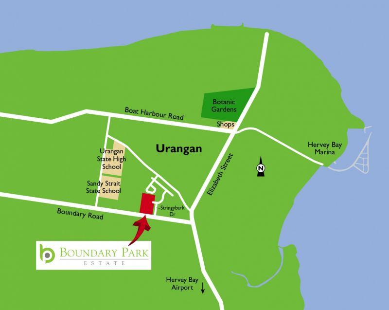 BRAND NEW ESTATE IN URANGAN
