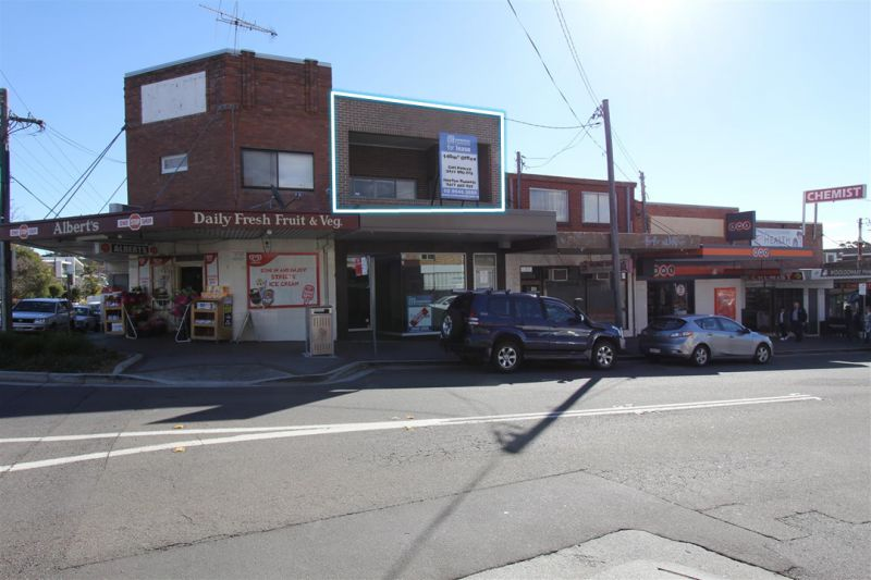 140M² OFFICE FOR LEASE - WOOLOOWARE