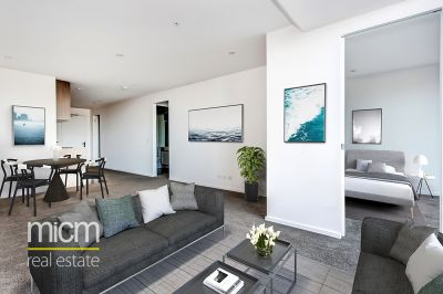 Brilliantly Positioned, Modern and Spacious Two Bedroom, Two Bathroom Apartment in Stylish Southbank!