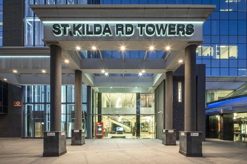 Invaluable B2B networking opportunities at St Kilda Rd Towers