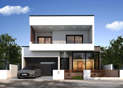 CDC approved, ready to build, approx. 620sqm land