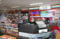 NEWSAGENT/GIFTWARE RETAIL AND LOTTERIES BUSINESS