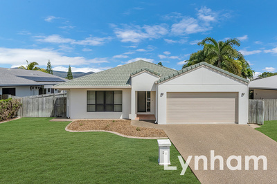 Larger Four Bedroom Family Home on 669m2