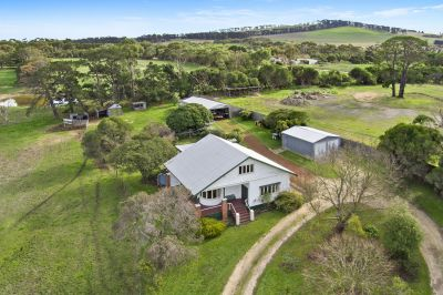 'Enderby'   Rural Lifestyle Living   1.66ha 4.1 acres approx.