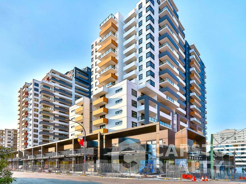 2 Bedroom on Ground Floor for Lease at Burwood Grand!!