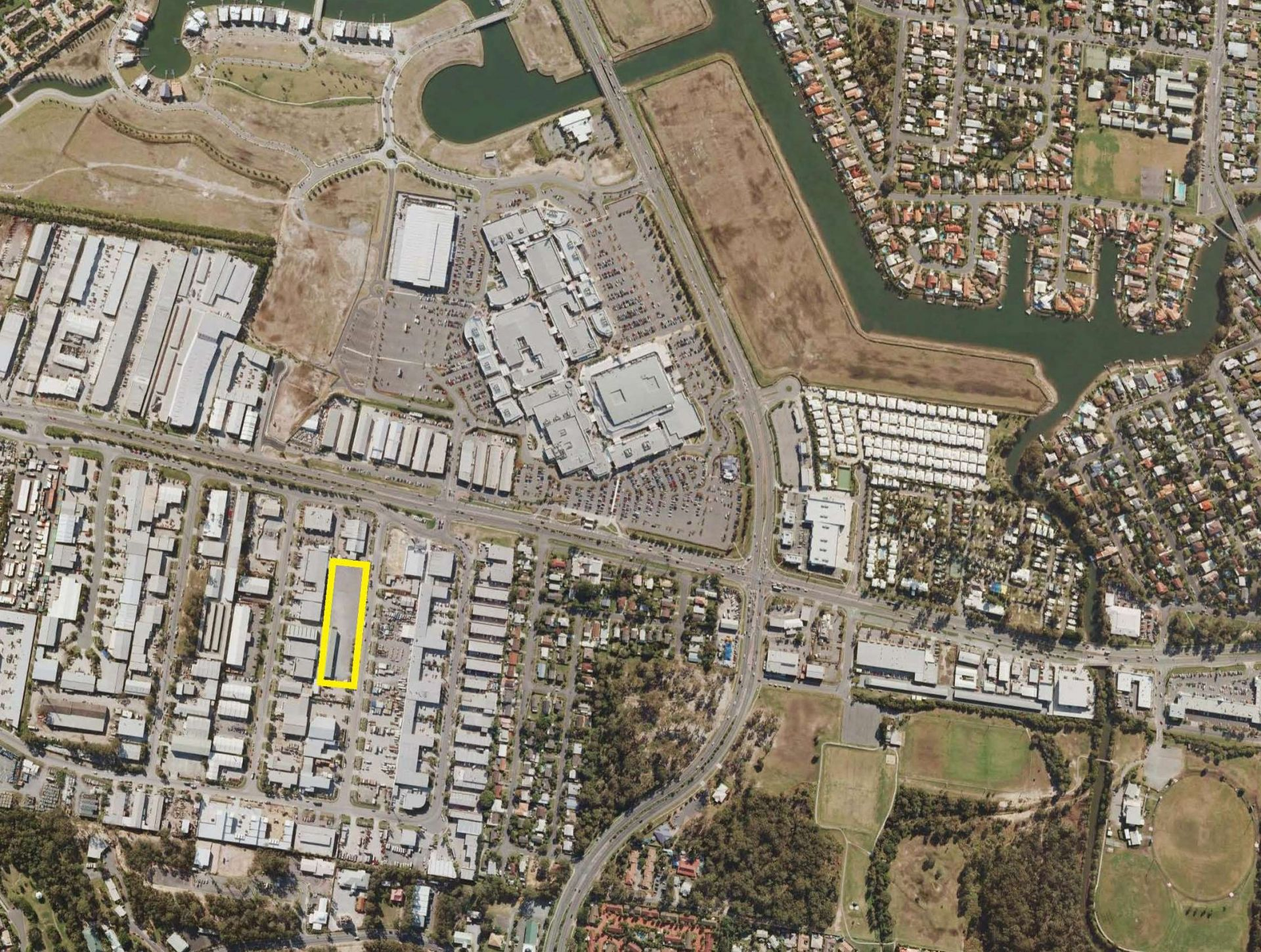 Brand New Industrial Complex - Key Position
