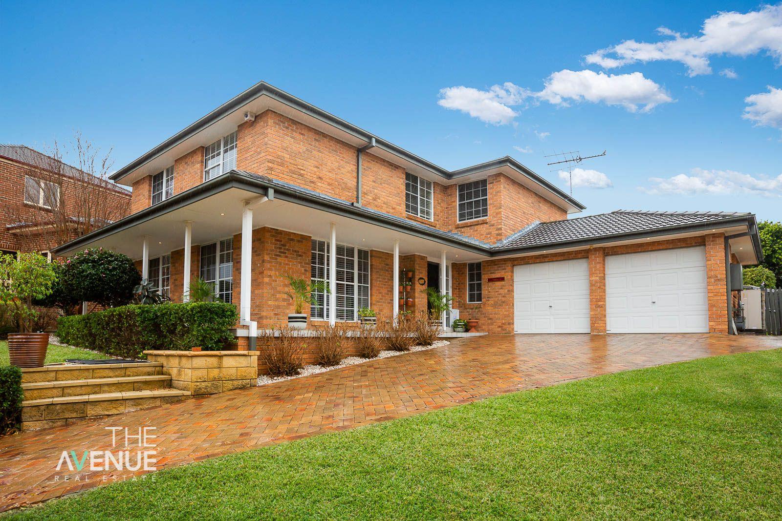 7 Wardington Rise, Bella Vista NSW 2153