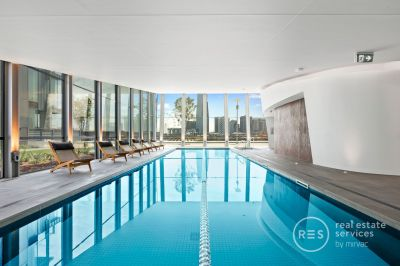 Exclusive 2 bedrooms apartment luxury tower