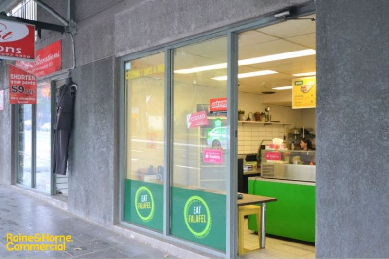 Affordable Well Exposed Retail Opportunity in popular Glebe