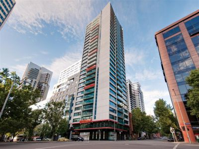 City Tempo: Spacious Studio Apartments from $385pw: Available Now!