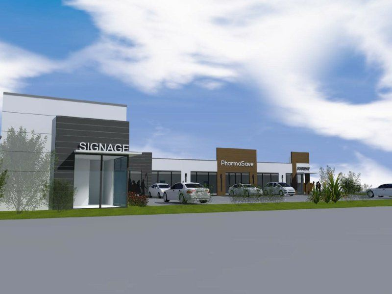NEW 130sqm Medical/Retail/Showroom Massive Exposure 60,000 Cars Daily Join Acacia Pharmacy And Subway