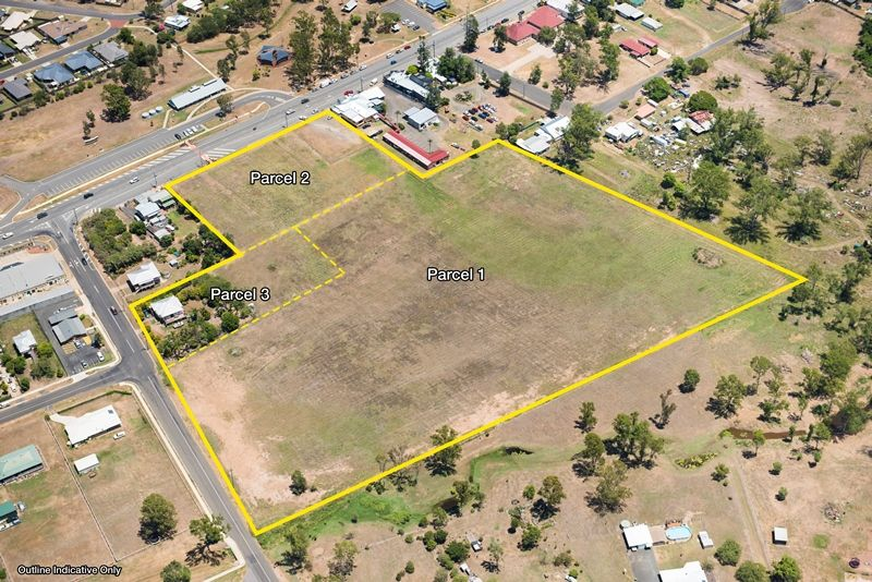 Approved Residential Subdivision and Retail Site