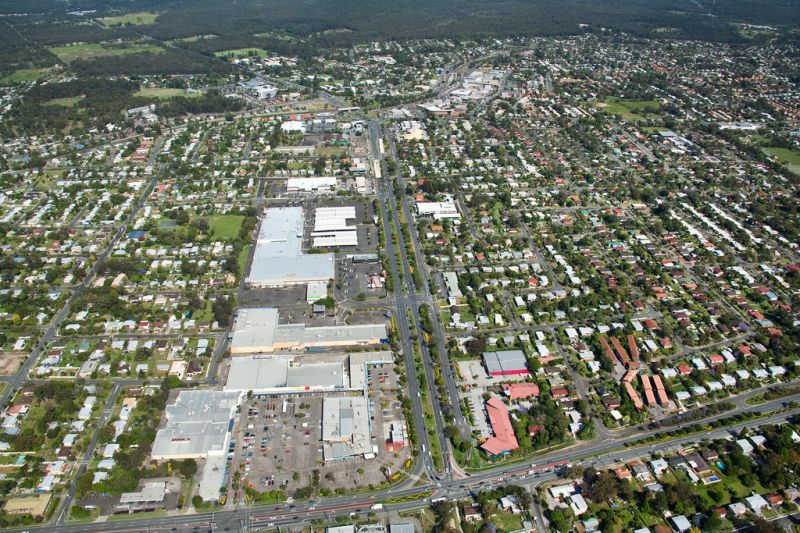 LEADING HEALTHCARE PRECINCT WITH MAIN ROAD EXPOSURE