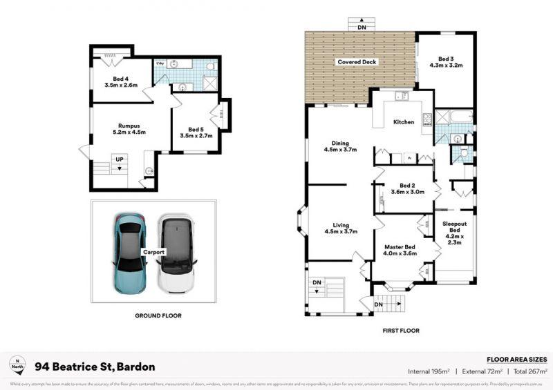 94 Beatrice Street Bardon 4065