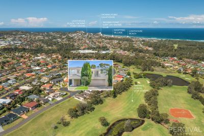 Luxury Living with Stunning Golf Course Views