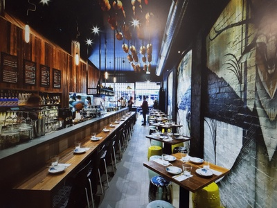 Japanese Restaurant / Cafe in Collingwood – Ref:14335