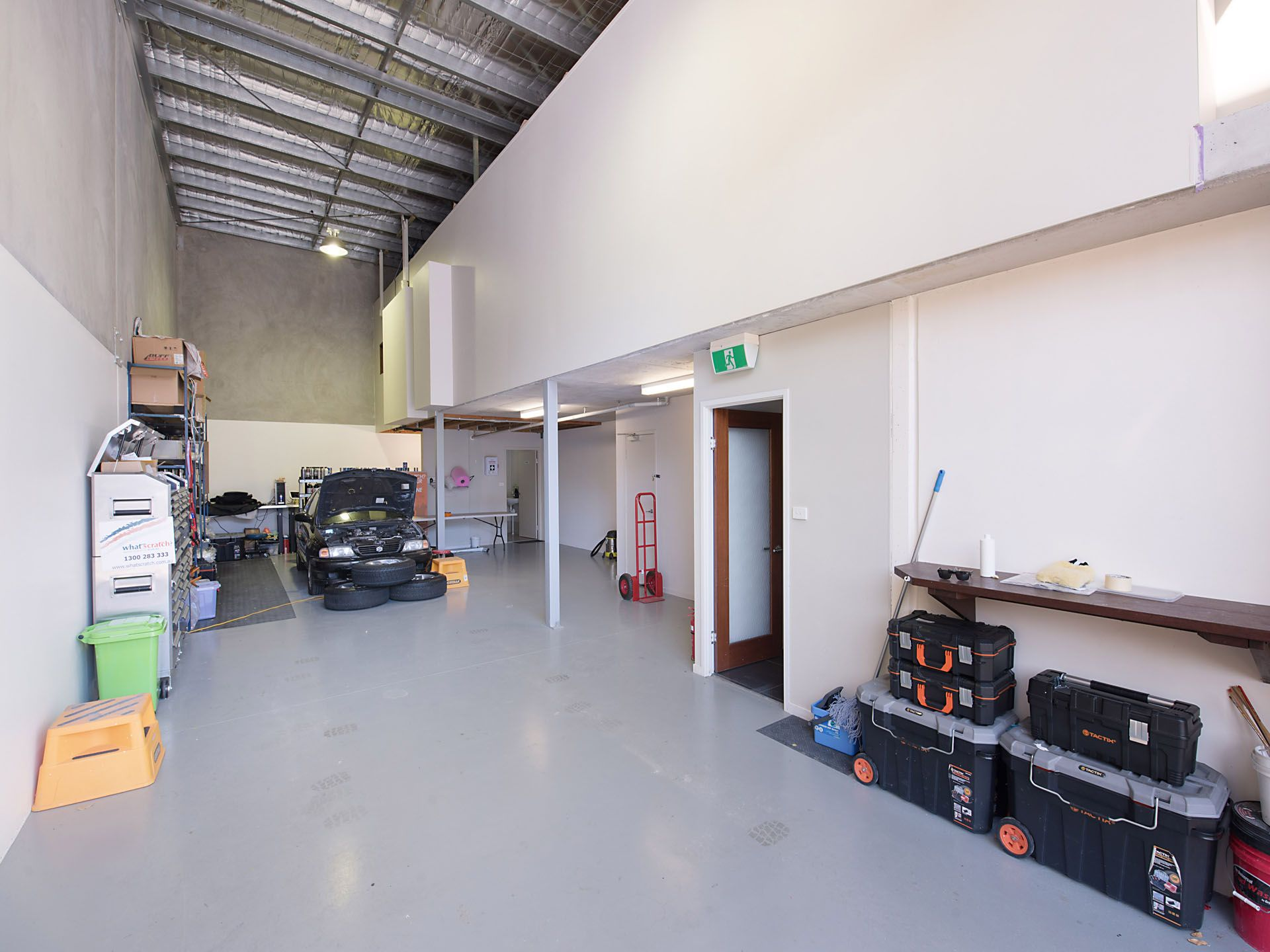 Immaculate Industrial Package - Owner Liquidating Asset