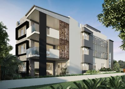 Brand New Boutique Luxury Apartments by the Beach