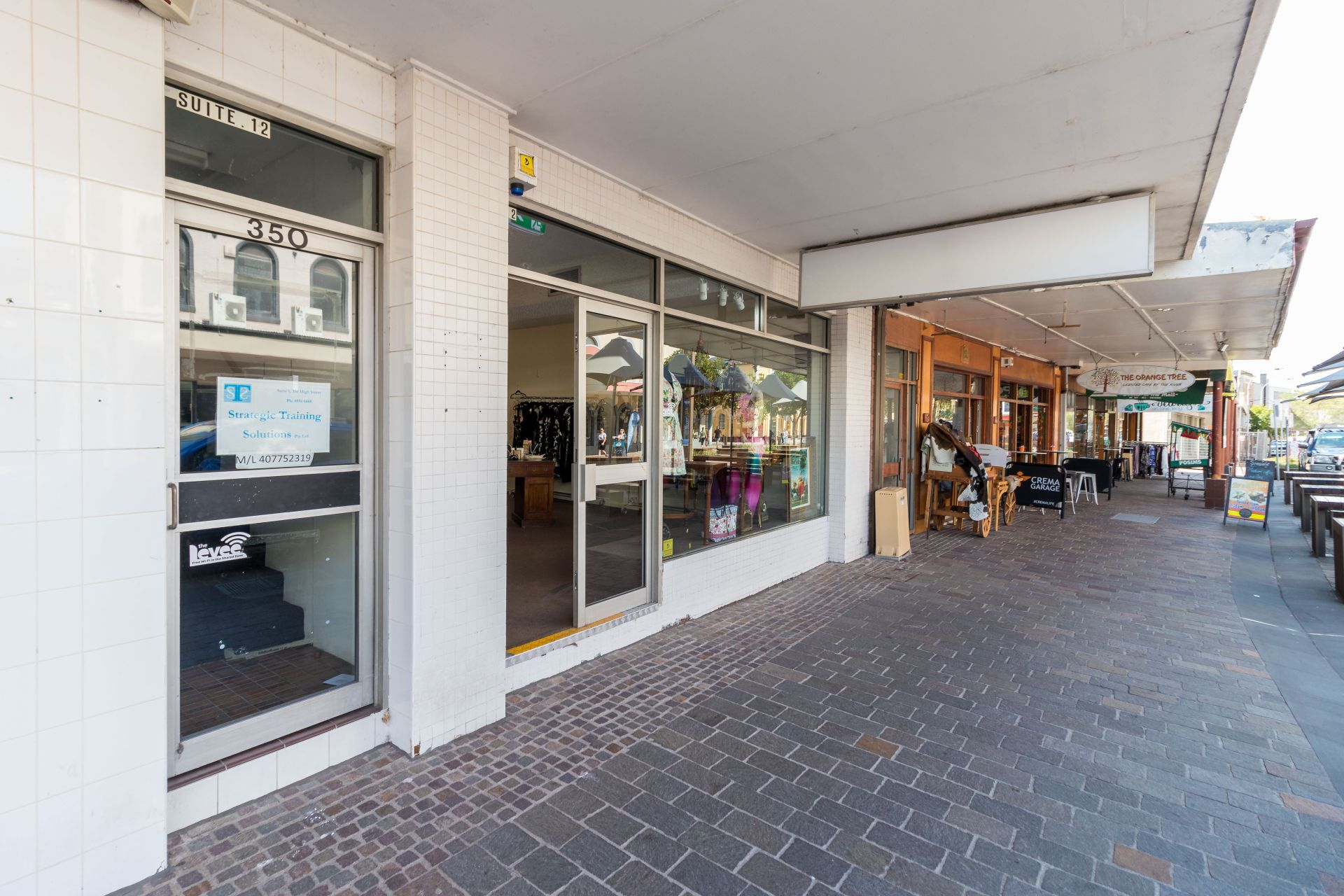 Located in the Heart of Maitland CBD