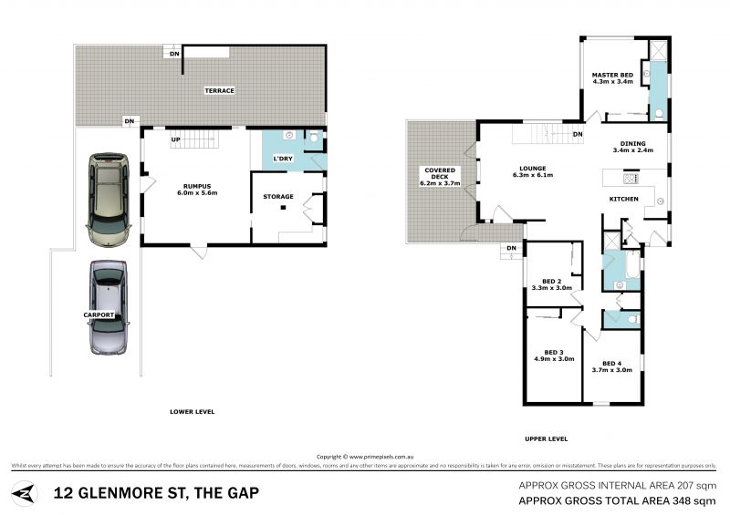 12 Glenmore Street The Gap 4061