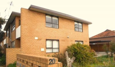 Two Bedroom, Ground Level Yarraville Apartment