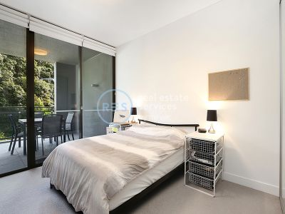 Impressive 1-Bedroom Apartment in Harold Park
