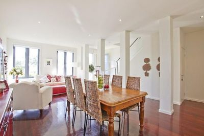 Magnificent family home opposite parklands