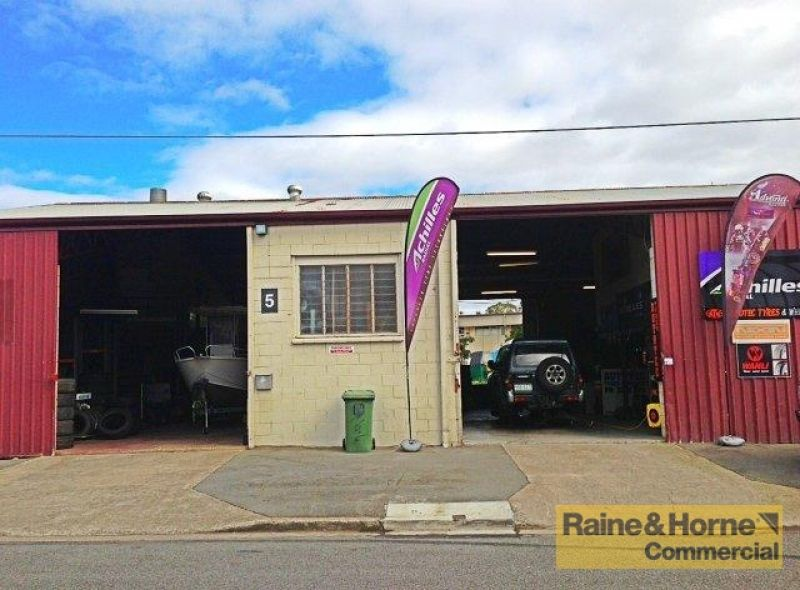 Small Warehouse - Great Location