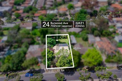 24 Burwood Avenue, Ringwood