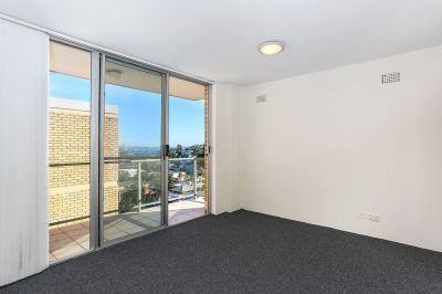 One bedroom with Harbour Bridge & Opera House views