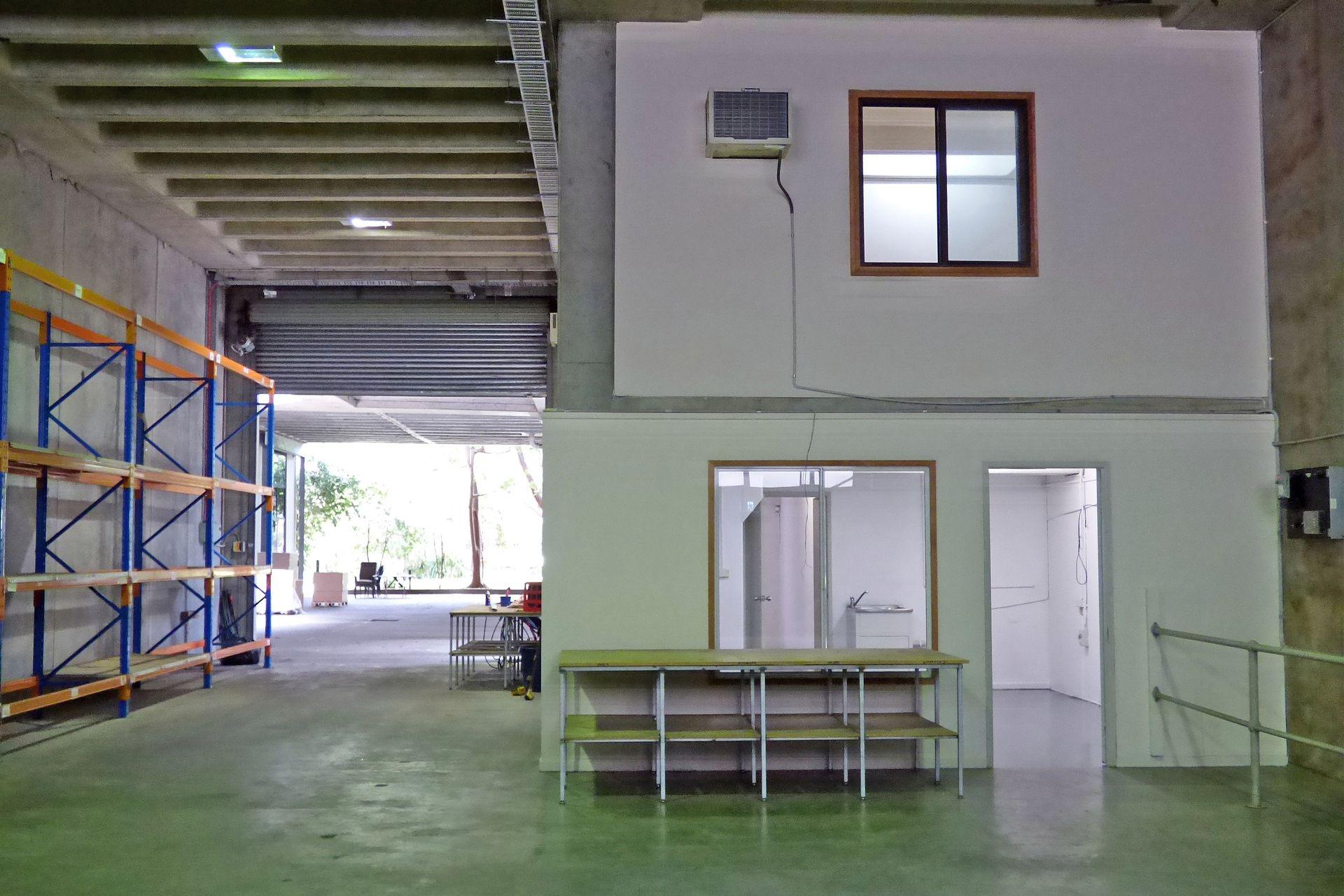 Functional Hi-Bay Industrial unit